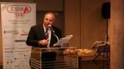 Επανεξελέγη πρόεδρος του ΣΕΜΑ ο Γιώργος Καραβίας